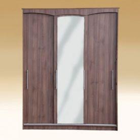 Trejų durų spinta